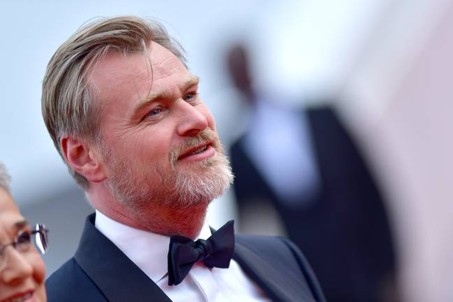 Christopher Nolan. Credit: PA