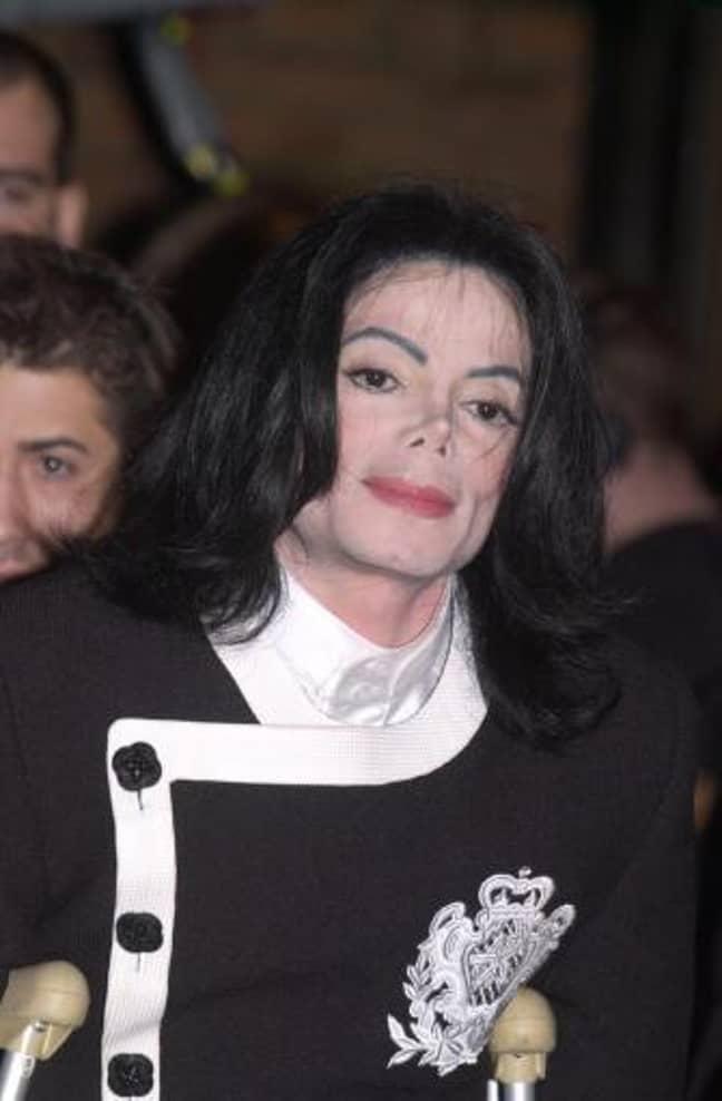 Michael Jackson. Credit: PA