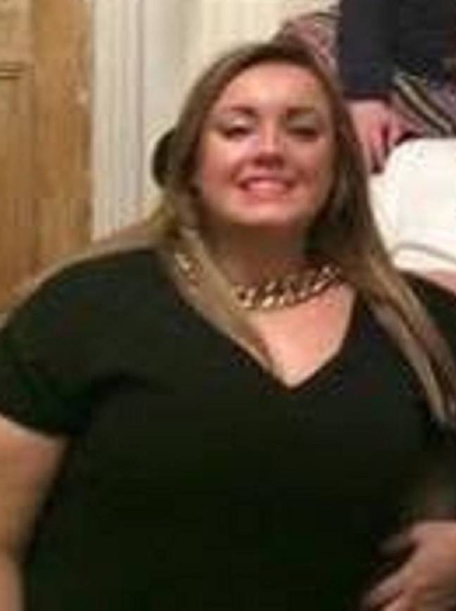 Jen Atkin before her weight loss. Credit: SWNS