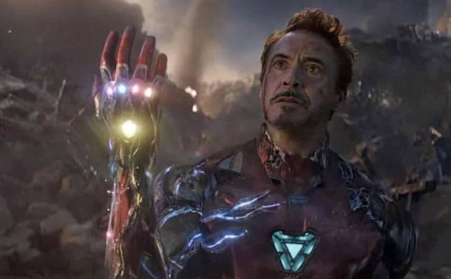 Robert Downey Jr received a huge payout for Avengers: Infinity War. Image: Disney
