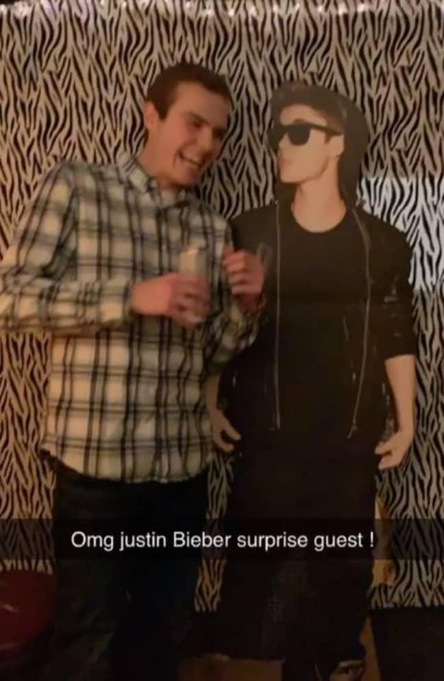 Justin Bieber even made a surprise guest appearance. Credit: TikTok/@emilytorchia