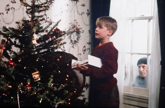 Macaulay Culkin in Home Alone. Credit: 20th Century Fox