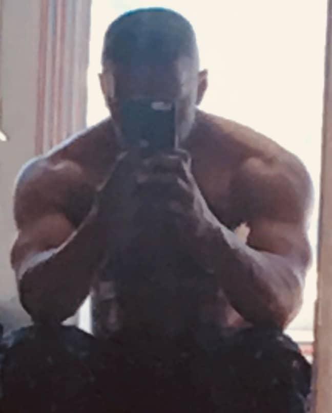 Jamie Foxx has bulked up to play Mike Tyson. Credit: Instagram/Jamie Foxx