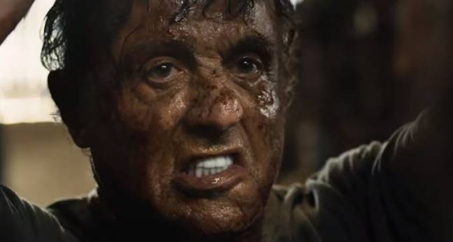 Rambo could be back, according to Sly. Credit: Lionsgate