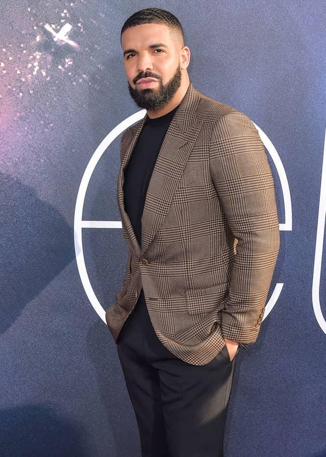 Drake. Credit: PA