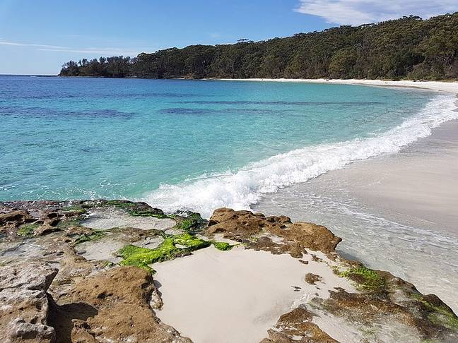 You could soon be able to go to places like Jervis Bay. Credit: MDRX