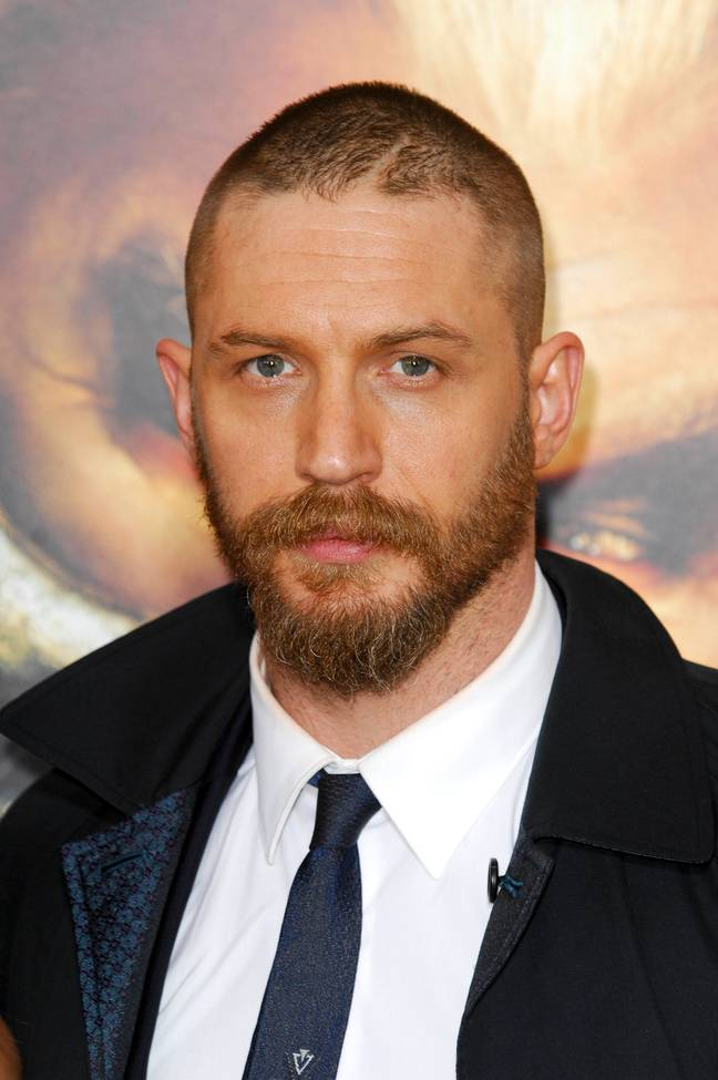 Tom Hardy is working as an executive producer on the show. Credit: PA