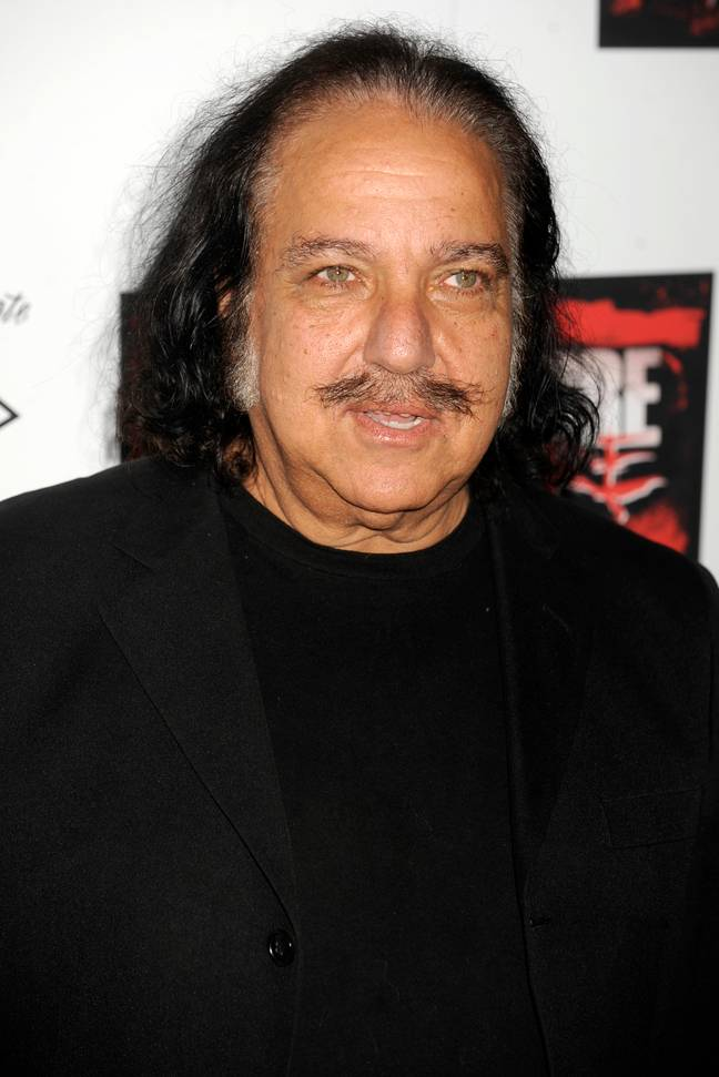Ron Jeremy, pictured in 2014. Credit: PA