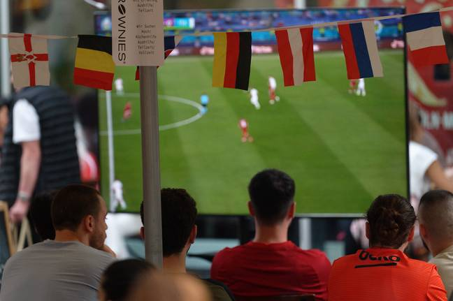 Euro 2020 got underway last night. Credit: PA