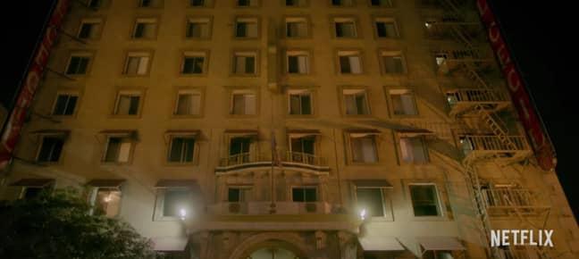 Cecil Hotel Netflix Doc. Credit: Netflix