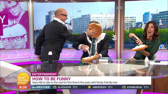 Credit: ITV/Good Morning Britain