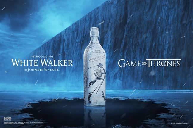 Credit: Johnnie Walker/HBO/Game of Thrones