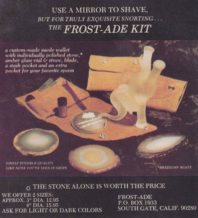 A Frost-Ade Kit.