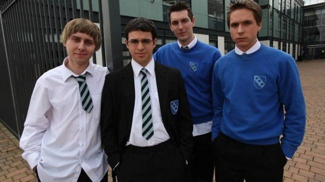 Could an Inbetweeners reunion be on the cards? Credit: Channel 4