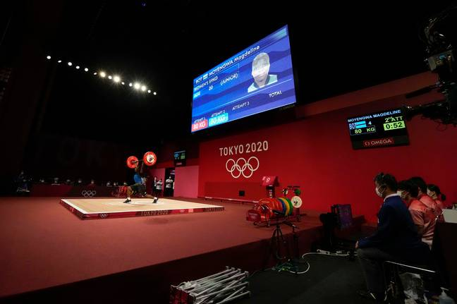 Hubbard's inclusion in the event has prompted much debate. Credit: PA