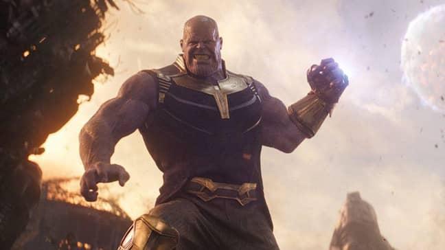 Ted Cruz compared Biden's climate advisor John Kerry to Marvel villain Thanos. Credit: Disney