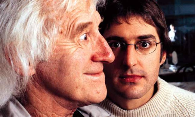 Theroux has being thinking a lot about the similarities between Exotic and Savile. Credit: BBC