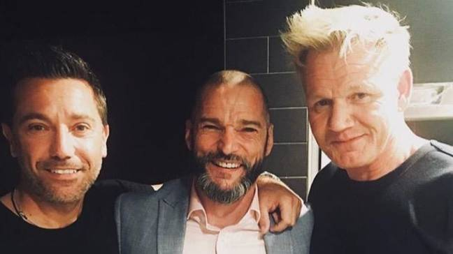 Gordon Ramsay, Gino D'Acampo and Fred Sirieix confirm another road trip. Credit: Instagram/iamginodacampo