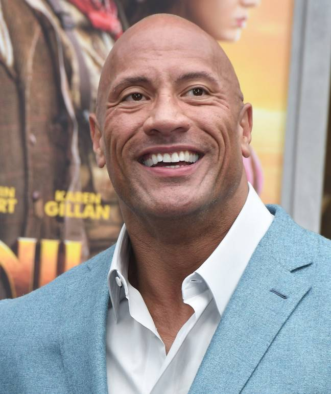The Rock could run to become the US President. Credit: PA
