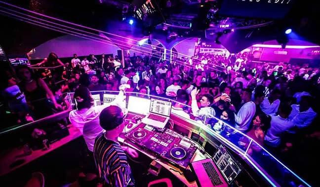 Inside the O'Club. Credit: CEN