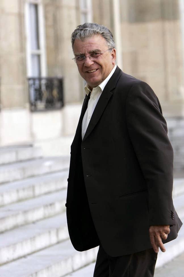 Olivier Duhamel. Credit: PA