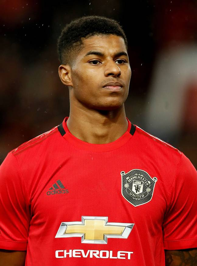 Marcus Rashford has led the efforts to make sure no child goes hungry. Credit: PA