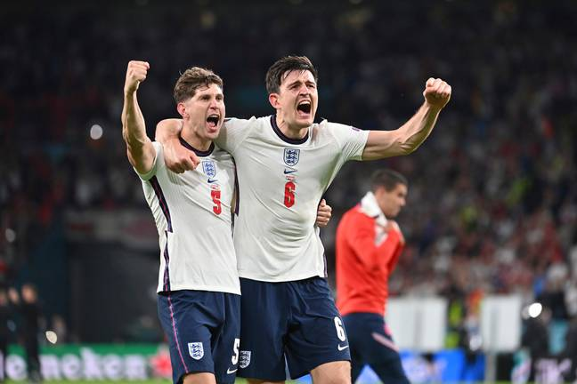 England won 2-1 after extra time. Credit: PA