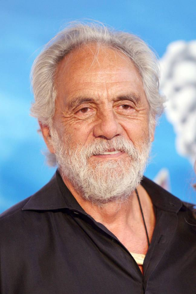 Tommy Chong in 2011. Credit: PA