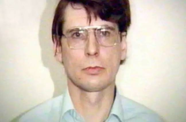 The real Dennis Nilsen was convicted of murder. Credit: Full Sutton Prison