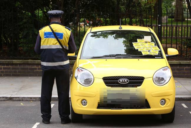 The Money Saving Expert said it's important to contact the private company in the event of receiving a ticket. Credit: PA