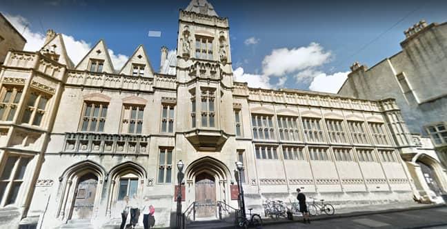 Bristol Crown Court. Credit: Google Maps