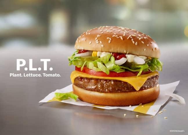 Credit: Twitter/McDonald's Canada