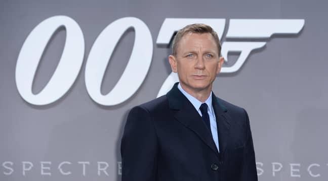 Daniel Craig. Credit: PA