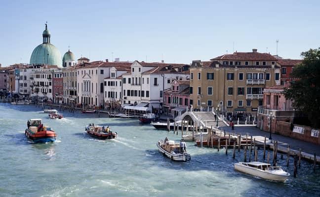 Venice in 2019. Credit: PA