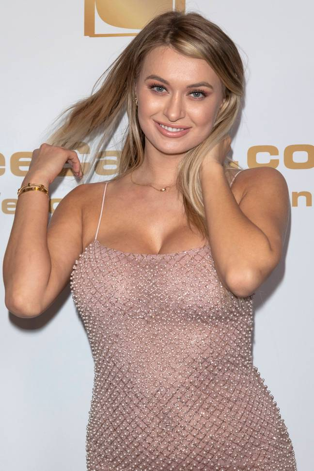 Natalia Starr has revealed that she is on the look out for a boyfriend. Credit: PA