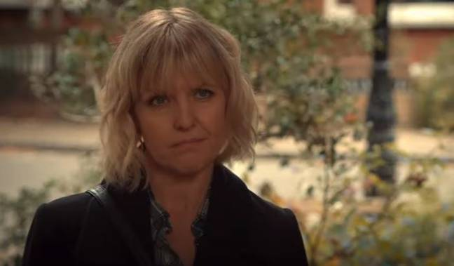 Emma, played by Ashley Jensen is also back. Credit: Netflix