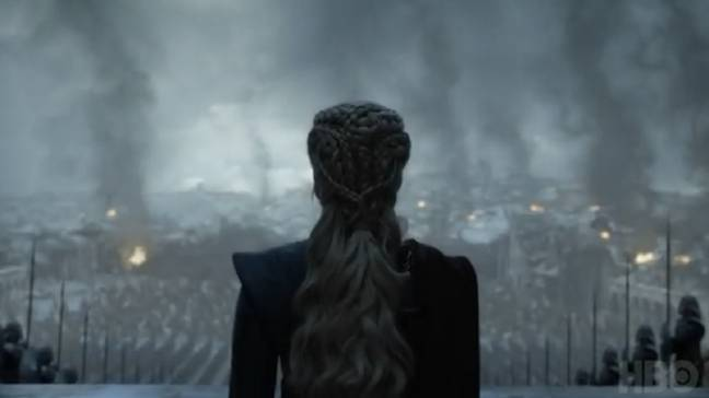 It's fair to say the power went to Dany's head a bit. Credit: HBO