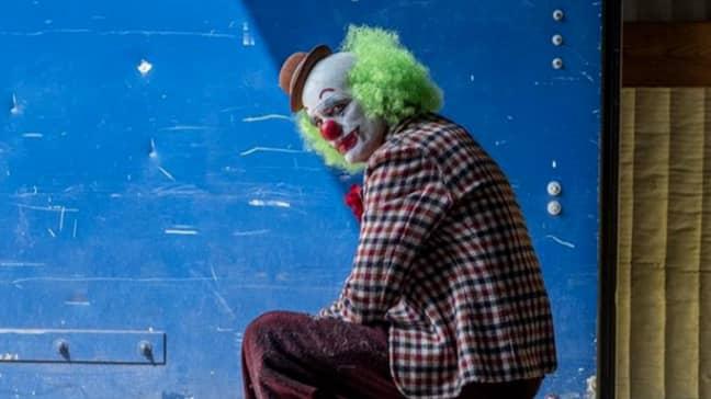 The Joker. Credit: Todd Philips/Instagram/DC