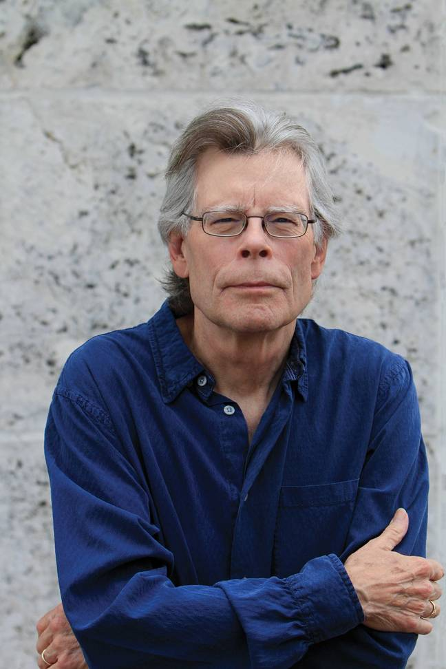 Another tale from the twisted mind of Stephen King is being turned into a movie. Credit: PA