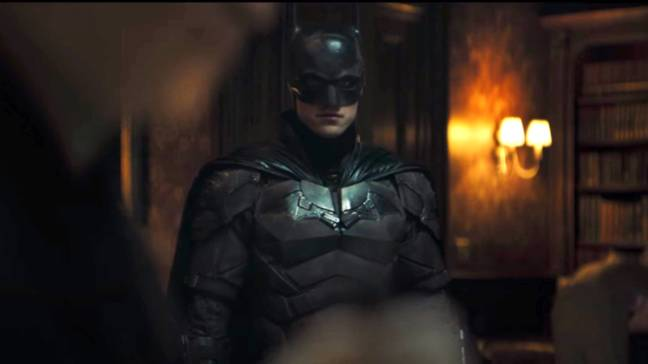 The Batman. Credit: Warner Bros