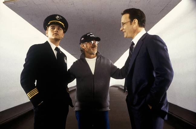Leo DiCaprio in Catch Me If You Can. Credit: DreamWorks
