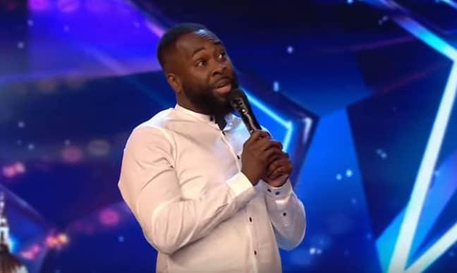 Kojo impressed the judges. Credit: ITV/Britain's Got Talent