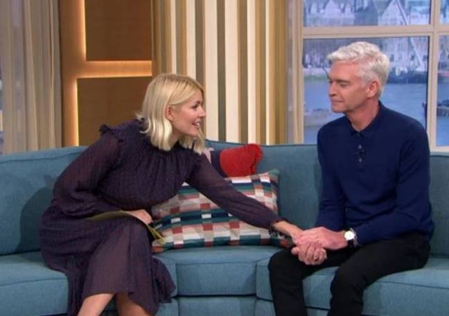 Phillip Schofield revealed he was gay earlier this year. Credit: ITV