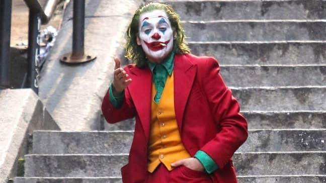 Joaquin Phoenix in Joker. Credit: Warner Bros.