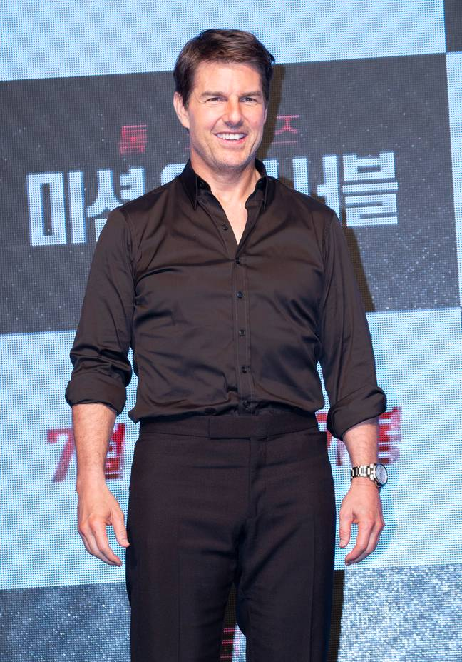 According to reports, Tom Cruise wants to make a film in space. Credit: PA
