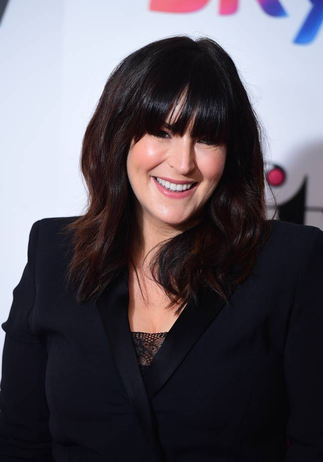 Naked Attraction host Anna Richardson. Credit: PA