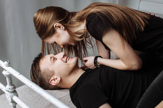 Peter thinks couples should try and fix their problems internally, rather than looking for solutions elsewhere. Credit: Pixabay
