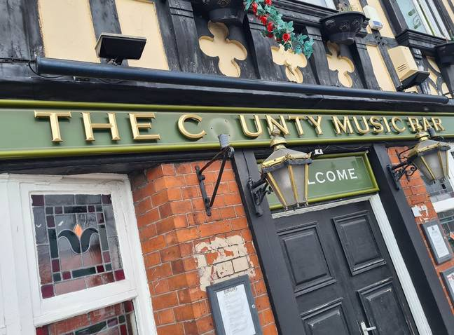 Credit: Facebook/The County Music Bar