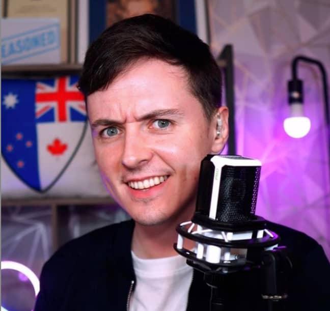 Darren Grimes is a broadcaster and political commentator (Credit: Instagram/@darrengrimes_)