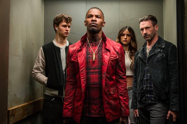 The crew. Credit: Sony